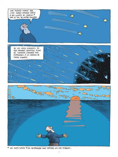 Page 4 Hubert Reeves nous explique tome 3 - Les océans