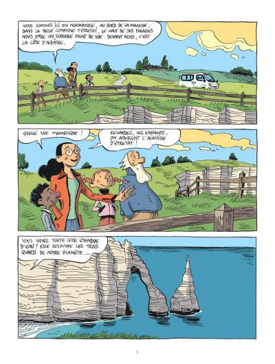 Page 5 Hubert Reeves nous explique tome 3 - Les océans