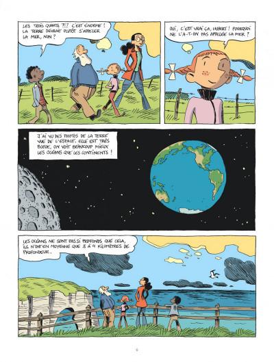 Page 6 Hubert Reeves nous explique tome 3 - Les océans