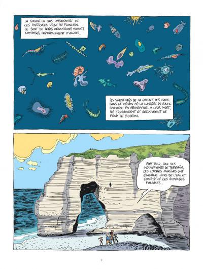 Page 9 Hubert Reeves nous explique tome 3 - Les océans