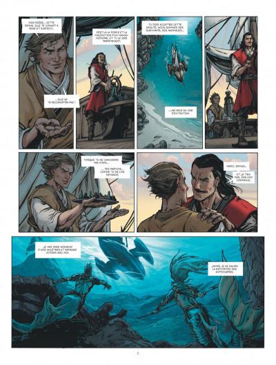 Page 4 Jakob Kayne tome 2