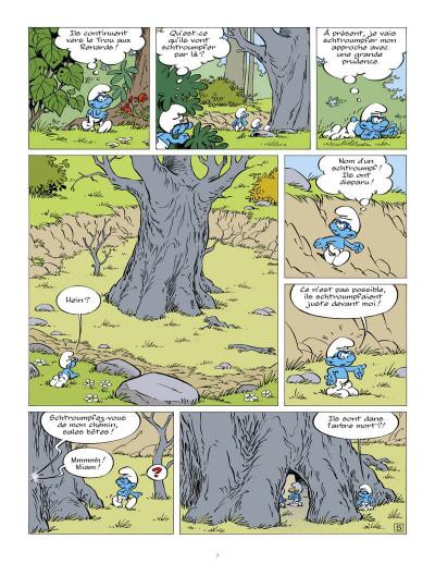 Page 8 Les schtroumpfs tome 37 - Les schtroumpfs et la machine à rêver