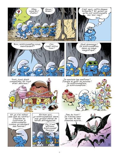 Page 9 Les schtroumpfs tome 37 - Les schtroumpfs et la machine à rêver