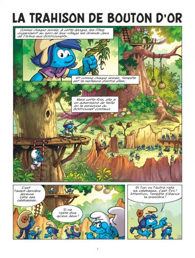 Page 3 Les schtroumpfs et le village des filles tome 2