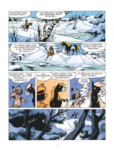 Page 6 Yakari tome 40
