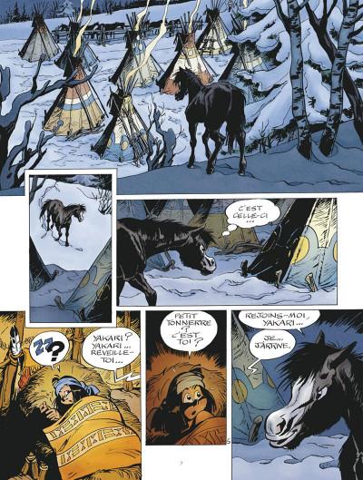 Page 7 Yakari tome 40