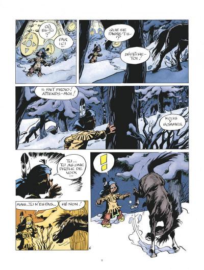 Page 8 Yakari tome 40