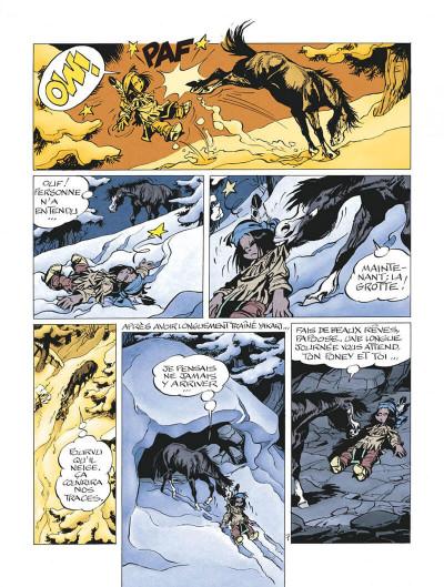 Page 9 Yakari tome 40