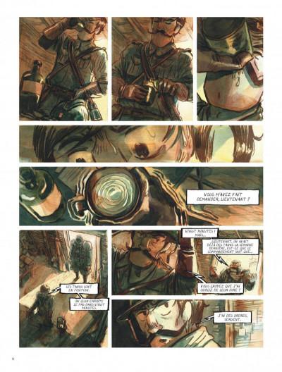 Page 6 Le chant du cygne - intégrale