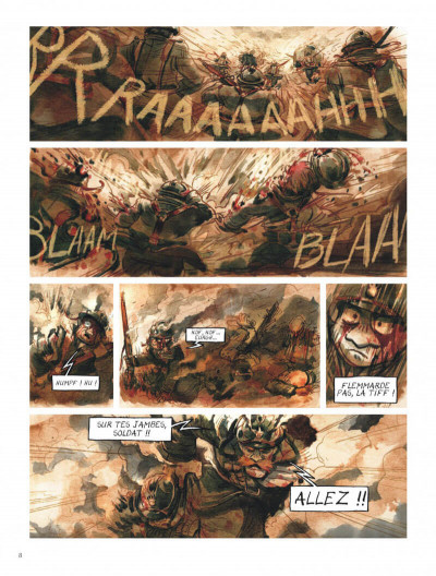 Page 8 Le chant du cygne - intégrale