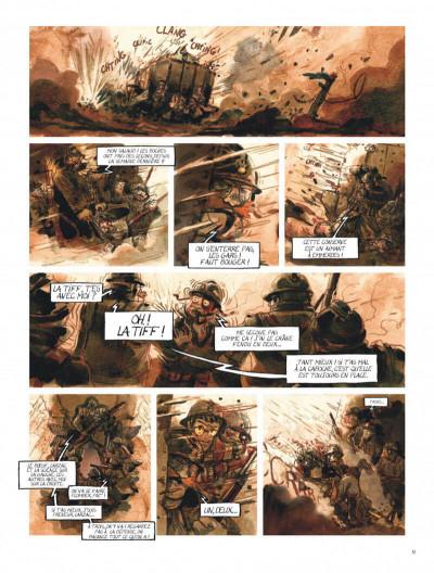 Page 9 Le chant du cygne - intégrale