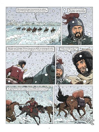 Page 4 Vasco tome 30