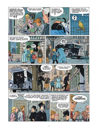 Page 9 Les nouvelles enquêtes de Ric Hochet tome 4 + ex-libris offert