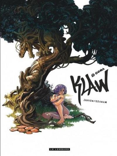 Couverture Klaw tome 11