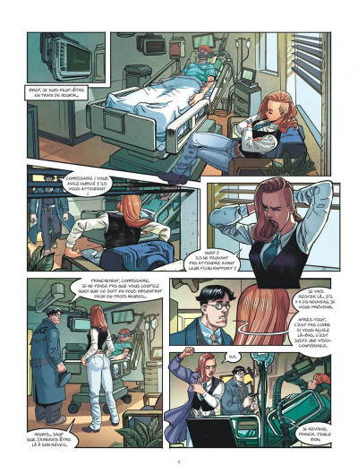Page 4 Klaw tome 11