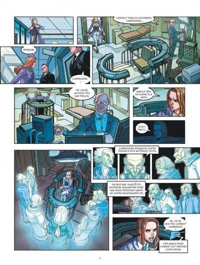Page 5 Klaw tome 11