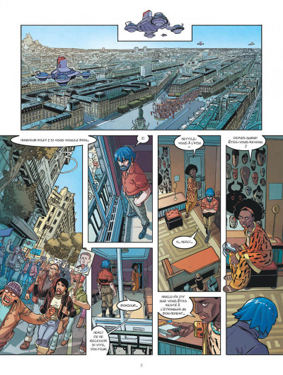 Page 3 Klaw tome 12