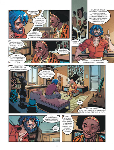 Page 4 Klaw tome 12