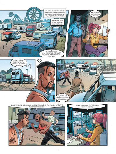 Page 6 Klaw tome 12