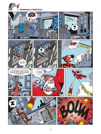 Page 3 leonard - tome 51 - genie du crime