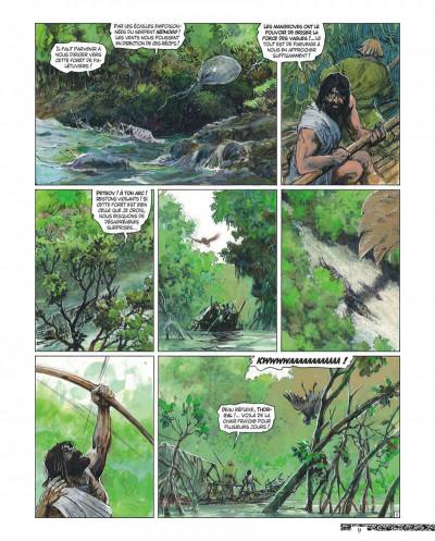 Page 9 Thorgal - tirage de luxe tome 36 - Aniel