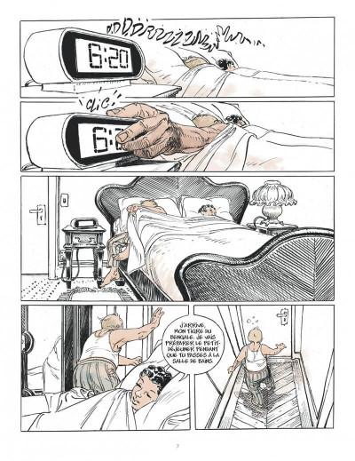 Page 7 Jérôme Moucherot tome 6 + ex-libris offert