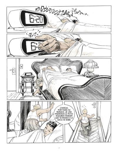Page 8 Jérôme Moucherot tome 6 + ex-libris offert