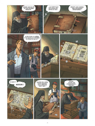 Page 4 Les omniscients tome 1