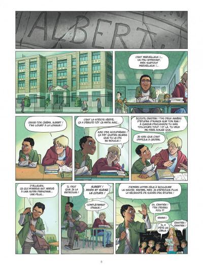 Page 8 Les omniscients tome 1