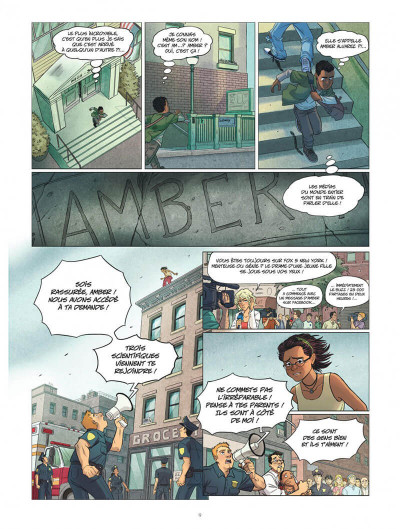 Page 9 Les omniscients tome 1