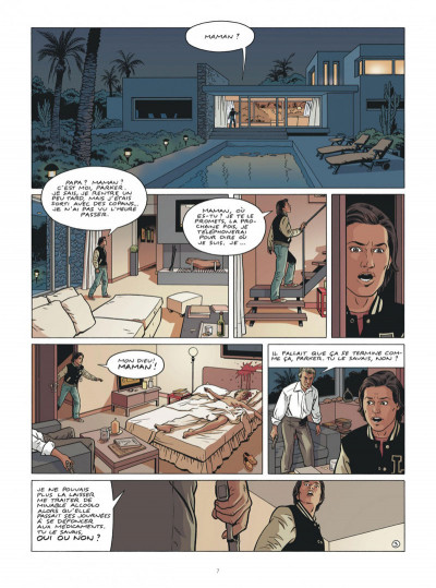 Page 7 IR$ all watcher - intégrale tome 2