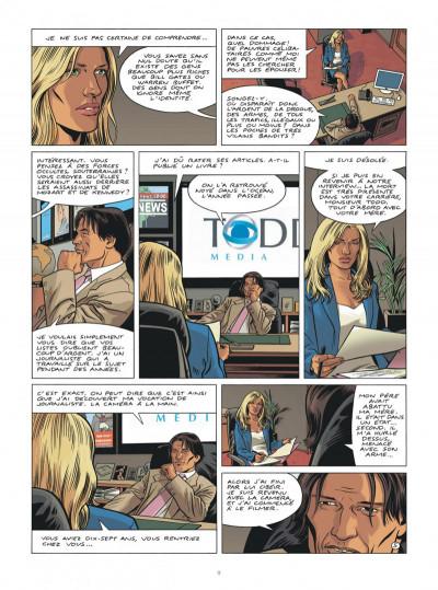 Page 9 IR$ all watcher - intégrale tome 2