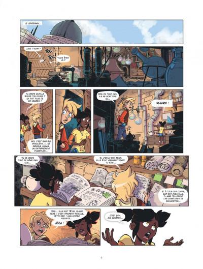 Page 5 Marblegen tome 1 - Le légendaire Cagliostro