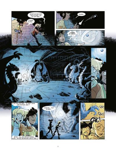 Page 9 Marblegen tome 1 - Le légendaire Cagliostro