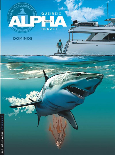 Couverture Alpha tome 14