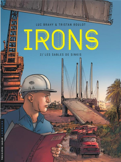 Couverture Irons tome 2