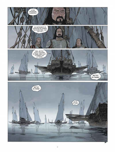 Page 8 Gagner la guerre tome 2