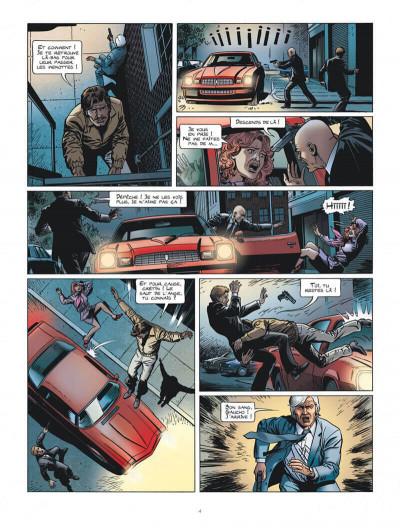 Page 4 Les nouvelles aventures de Bruno Brazil tome 1 + ex-libris offert