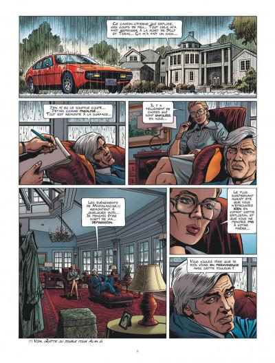 Page 6 Les nouvelles aventures de Bruno Brazil tome 1 + ex-libris offert