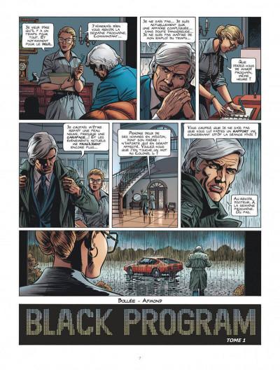 Page 7 Les nouvelles aventures de Bruno Brazil tome 1 + ex-libris offert