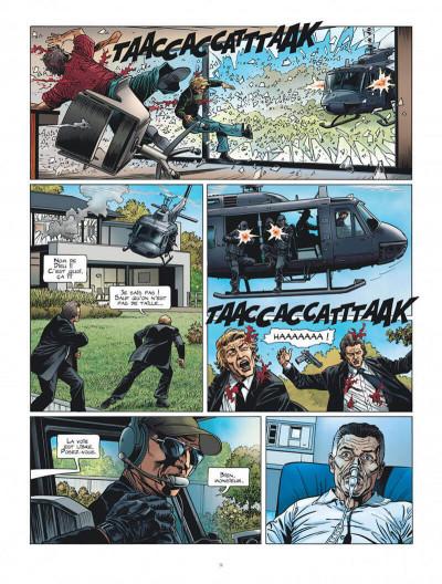 Page 9 Les nouvelles aventures de Bruno Brazil tome 1 + ex-libris offert