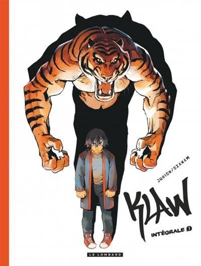 Couverture Klaw - intégrale tome 1