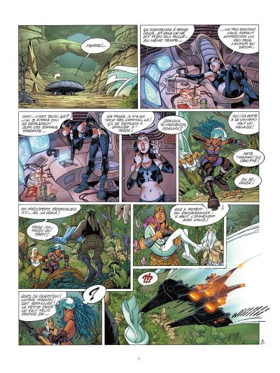 Page 0 Gunblast girls tome 2