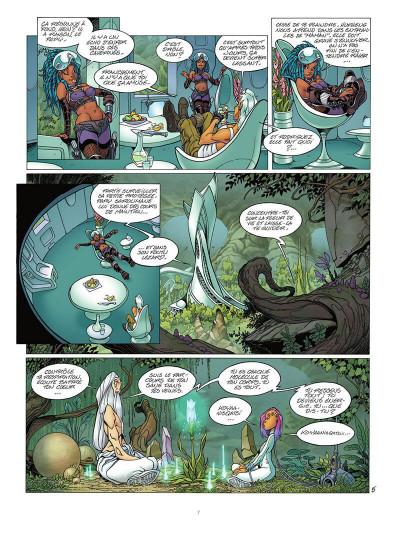 Page 8 Gunblast girls tome 2
