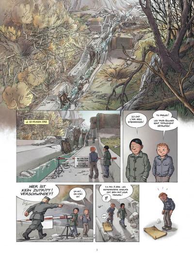 Page 3 Les enfants de la résistance tome 6