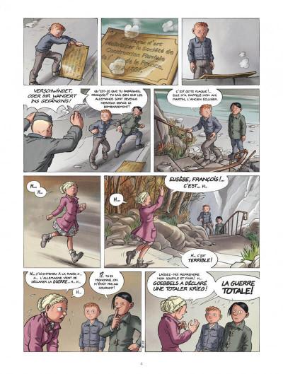 Page 4 Les enfants de la résistance tome 6