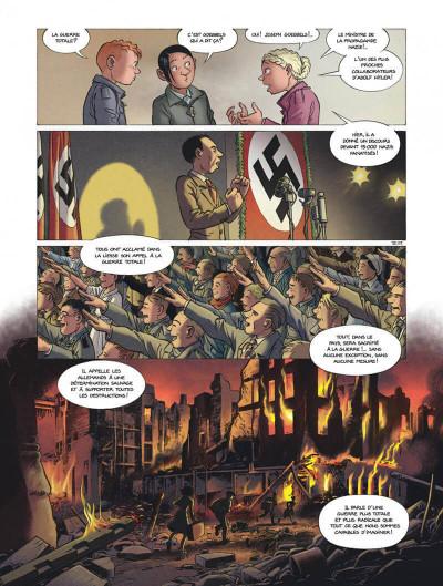 Page 5 Les enfants de la résistance tome 6