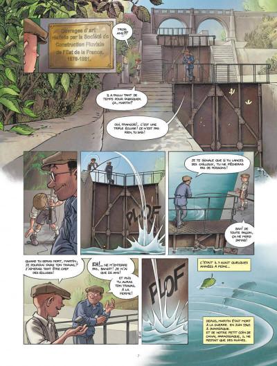Page 7 Les enfants de la résistance tome 6