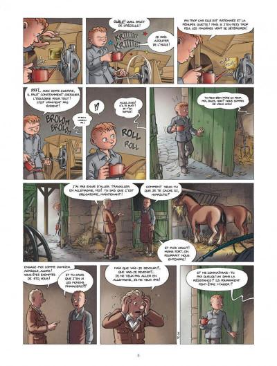 Page 8 Les enfants de la résistance tome 6