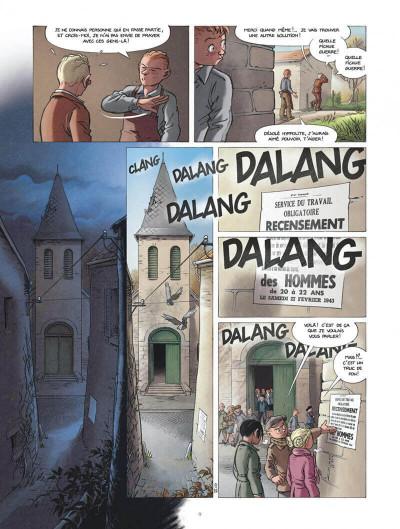 Page 9 Les enfants de la résistance tome 6